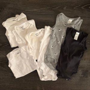 💪🏼 Sleeveless Bodysuit Bundle